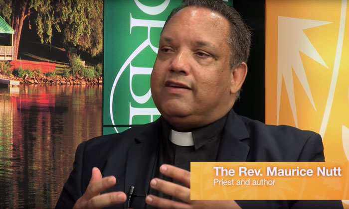 """Conversations From St. Norbert College"" featuring James Herring, O.Praem. and Rev. Maurice Nutt"